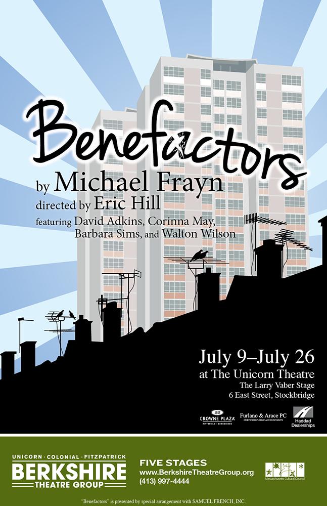 Benefactors PosterWeb
