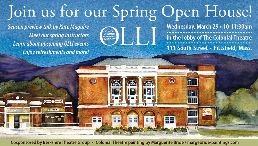 Spring Open House catalog ad