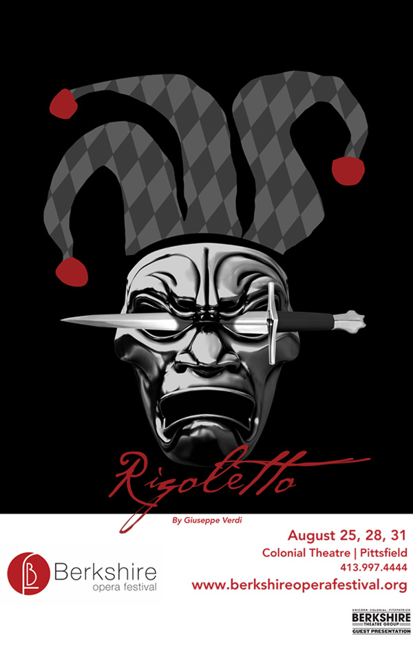 Berkshire Opera Festival Presents Rigoletto