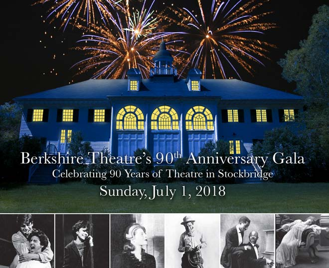 Save The Date 90th Gala