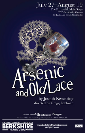 Arsenic and Old Lace MPSi