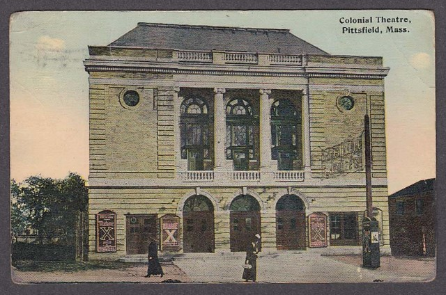 Colonial Postcard