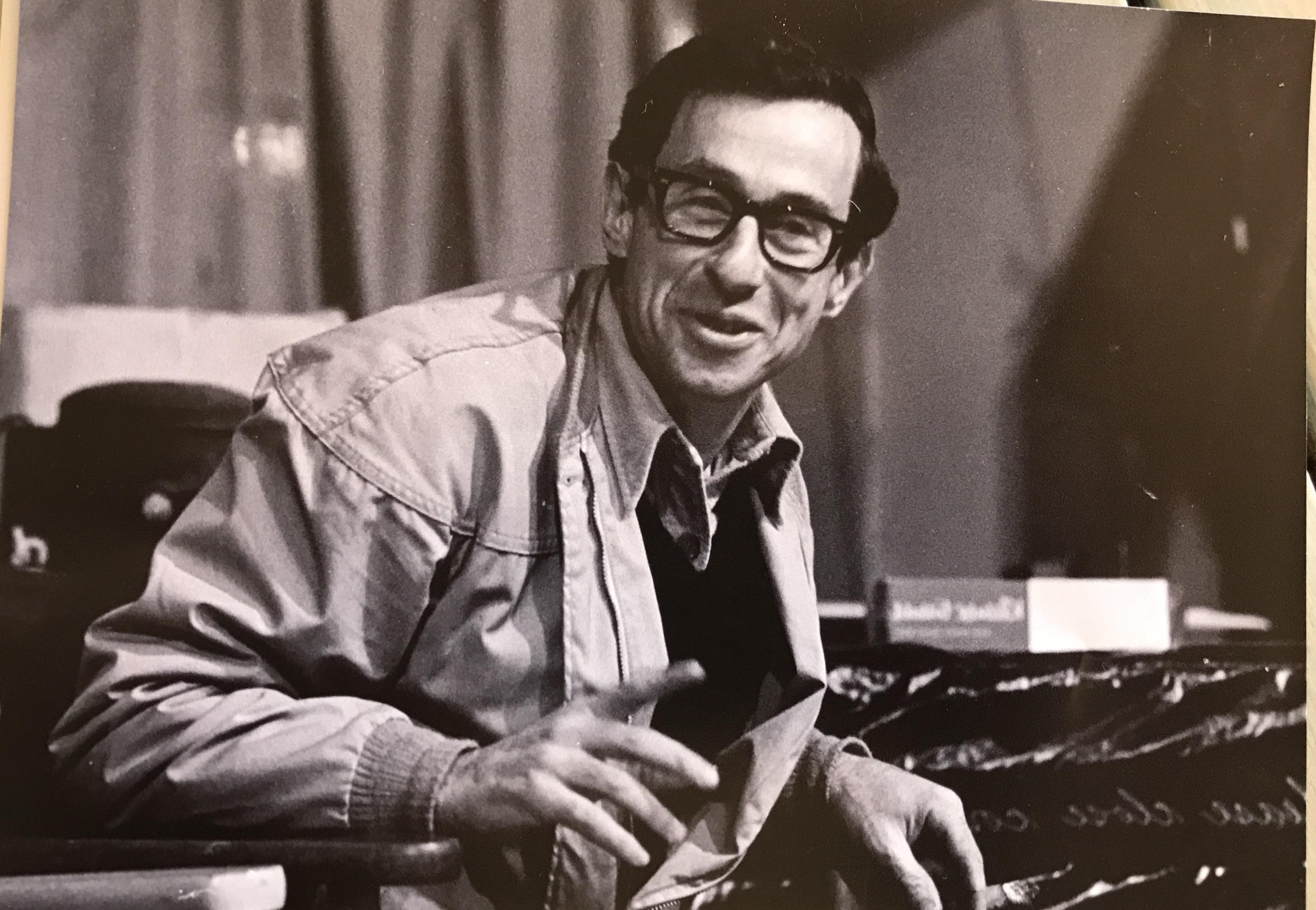 Arthur Penn: Photo courtesy of the Penn family.