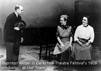 10.-Thornton-Wilder-in-Berkshire-Theatre-Festivals-1939-production-of-Our-Town