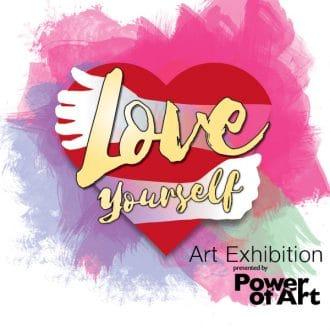 Love Yourself Art Exhibition