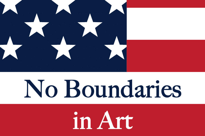 No Boundaries in Art Header